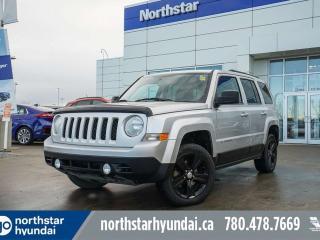 Used 2012 Jeep Patriot NORTH 4X4/HEATEDSEATS/ALLOYS/POWEROPTIONS for sale in Edmonton, AB