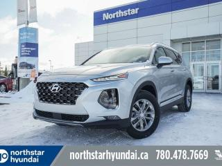 Used 2020 Hyundai Santa Fe ESSENTIALAWD/SAFTEYPACK/BACKUPCAMERA/HEATED SEATS/BLUETOOTH/AC for sale in Edmonton, AB