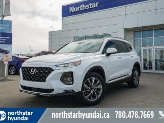 New 2020 Hyundai Santa Fe PREF AWD/PUSHBUTTON/BLINDSPOT/APPLECARPLAY for sale in Edmonton, AB