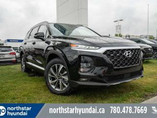 Used 2020 Hyundai Santa Fe PREF AWD/PUSHBUTTON/BLINDSPOT/APPLECARPLAY for sale in Edmonton, AB