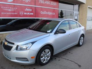 Used 2012 Chevrolet Cruze 2LS for sale in Edmonton, AB