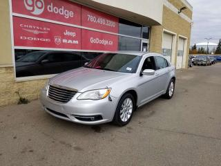 Used 2012 Chrysler 200 TOUR for sale in Edmonton, AB