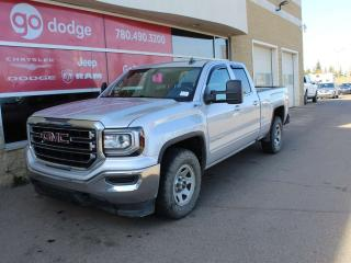 Used 2017 GMC Sierra 1500 SLE for sale in Edmonton, AB