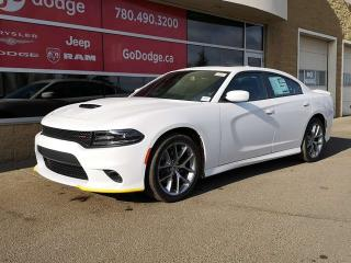 New 2019 Dodge Charger GT / Sunroof / GPS Navigation / Back Up Camera for sale in Edmonton, AB