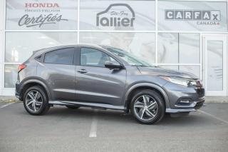 Used 2019 Honda HR-V Touring AWD ***GARANTIE 10 ANS/200 000 K for sale in Québec, QC
