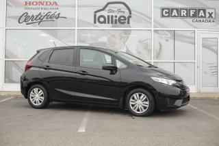 Used 2015 Honda Fit LX ***GARANTIE 10 ANS/200 000 KM*** for sale in Québec, QC