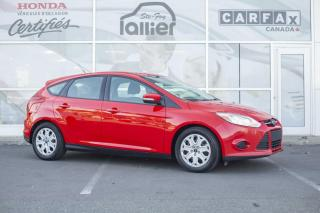 Used 2013 Ford Focus SE ***JAMAIS ACCIDENTE*** for sale in Québec, QC