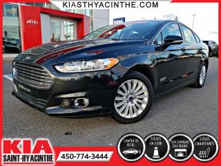 Used 2014 Ford Fusion Energi TITANIUM ** NAVI / CUIR / TOIT for sale in St-Hyacinthe, QC