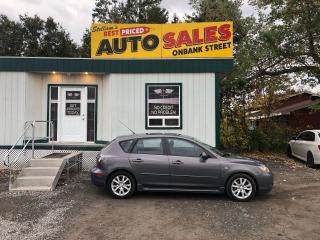 Used 2008 Mazda MAZDA3 for sale in Ottawa, ON