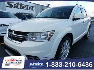 Used 2013 Dodge Journey R/T / AWD / V6 / JAMAIS ACCIDENTE for sale in St-Georges, QC