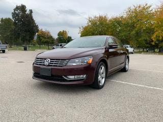 Used 2013 Volkswagen Passat for sale in Kelowna, BC