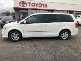 Used 2013 Dodge Grand Caravan Crew for sale in Cambridge, ON