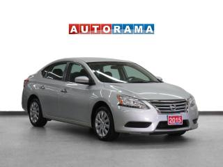 Used 2015 Nissan Sentra SR Sunroof Backup Cam for sale in Toronto, ON