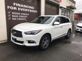 Used 2019 Infiniti QX60 PURE for sale in Abbotsford, BC