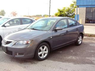 Used 2008 Mazda MAZDA3 i for sale in Georgetown, ON