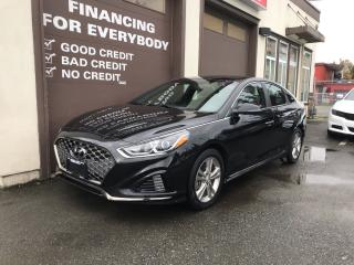 Used 2019 Hyundai Sonata SPORT for sale in Abbotsford, BC
