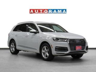 Used 2017 Audi Q7 4WD Nav Leather Sunroof Backup Cam 7Pass for sale in Toronto, ON