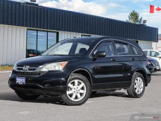 Used 2011 Honda CR-V LX,LOW KILOMETERS for sale in Barrie, ON