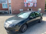 Photo of Grey 2010 Ford Fusion
