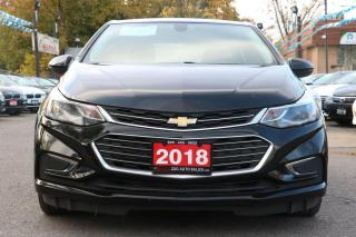 Used 2018 Chevrolet Cruze Premier for sale in Brampton, ON