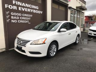 Used 2013 Nissan Sentra SV for sale in Abbotsford, BC