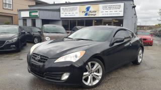 Used 2010 Hyundai Genesis Coupe 2.0T 6  spd. for sale in Etobicoke, ON