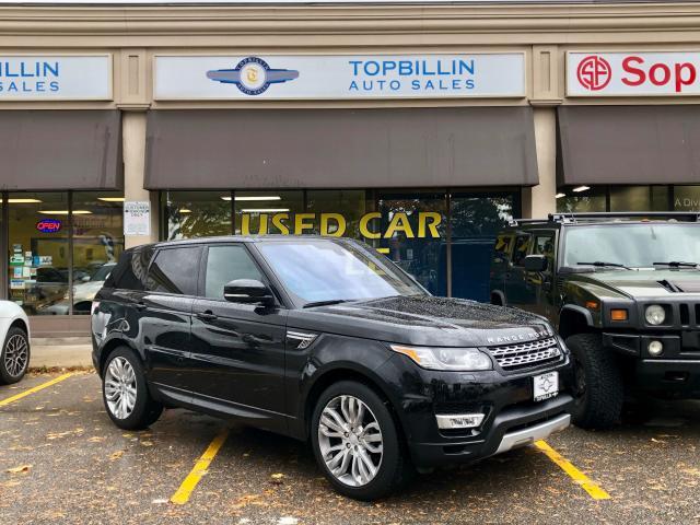 2016 Land Rover Range Rover Sport Td6 HSE, Auto Pilot Park, HUD