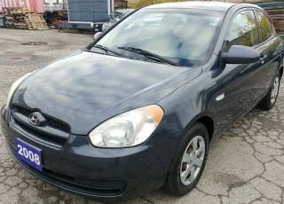 Used 2008 Hyundai Accent GL for sale in Hamilton, ON