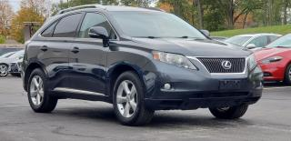 Used 2010 Lexus RX 350 AWD for sale in Mississauga, ON