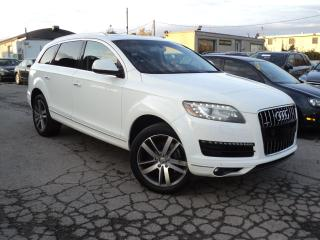 Used 2012 Audi Q7 3.0L TDI Premium Plus for sale in Oakville, ON