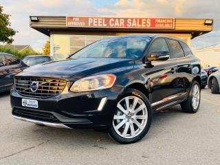 Used 2014 Volvo XC60 T6 Premier Plus|PANO|REARVIEW|LANEASSIST|PWRSEATS| for sale in Guelph, ON