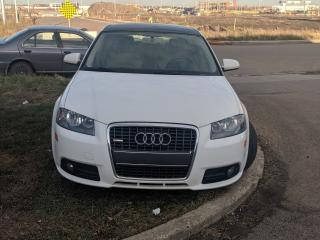 Used 2008 Audi A3 S-Line for sale in Edmonton, AB