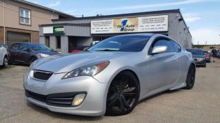Used 2010 Hyundai Genesis Coupe Premium for sale in Etobicoke, ON