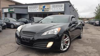Used 2010 Hyundai Genesis Coupe GT 3.8L 6 spd. for sale in Etobicoke, ON