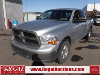 Used 2011 Dodge Ram 1500 SLT Quad CAB SWB 4WD 5.7L for sale in Calgary, AB