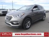 Photo of Grey 2018 Hyundai Santa Fe