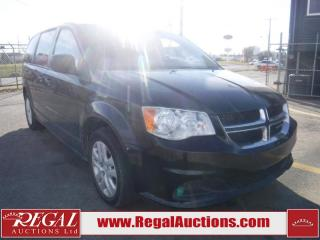 Used 2014 Dodge Grand Caravan SXT WAGON for sale in Calgary, AB
