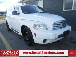 Used 2008 Chevrolet HHR 4D Wagon for sale in Calgary, AB