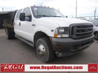 Used 2002 Ford F-350 4D CREW CAB 4WD for sale in Calgary, AB