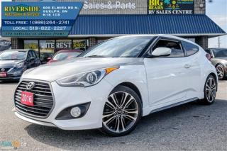 Used 2016 Hyundai Veloster Turbo for sale in Guelph, ON