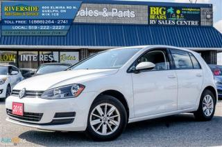 Used 2016 Volkswagen Golf TSI S for sale in Guelph, ON