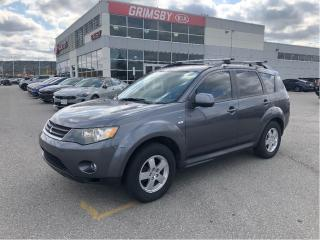Used 2009 Mitsubishi Outlander XLS for sale in Grimsby, ON