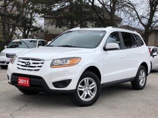 Used 2011 Hyundai Santa Fe FWD 4dr I4 Auto GL | no accidents | certified!! for sale in Stoney Creek, ON