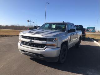 Used 2018 Chevrolet Silverado 1500 Custom for sale in Fort Saskatchewan, AB