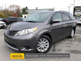 Used 2016 Toyota Sienna LE 7 Passenger RARE AWD MODEL  7 PASS.  POWER DOOR for sale in Ottawa, ON