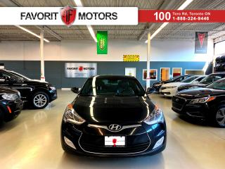 Used 2016 Hyundai Veloster Tech **CERTIFIED!** |PANO ROOF|NAV|BACKUP CAM|+++ for sale in North York, ON