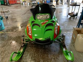 Used 2003 ARCTIC CAT ZR 900 - for sale in Tilbury, ON