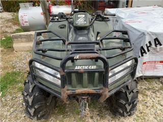 Used 2005 ARCTIC CAT 4X4-500 - for sale in Tilbury, ON