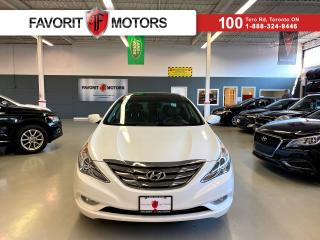 Used 2013 Hyundai Sonata Limited *CERTIFIED!* |NAV|LEATHER|SUNROOF|+++ for sale in North York, ON