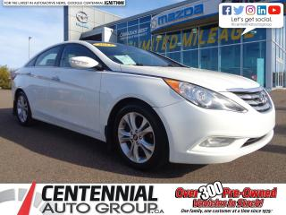 Used 2012 Hyundai Sonata LIMITED for sale in Charlottetown, PE